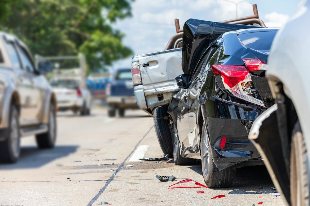 Car Crash Moet Law Ontario