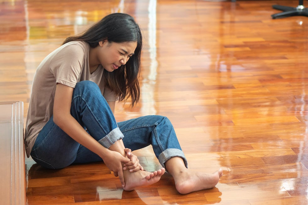 Slip-And-Fall Injury Accidents
