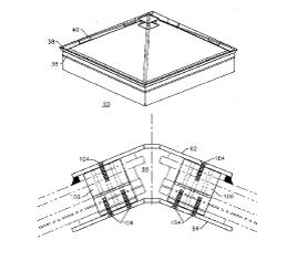 Bellwether Design Technologies novel skylight