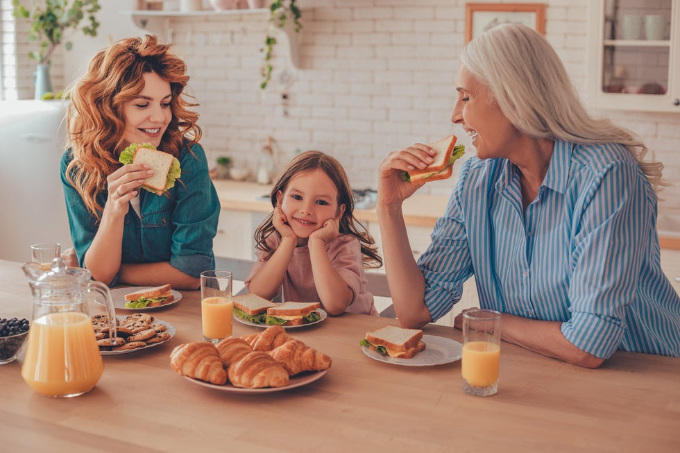 Sandwich Generation Month Considerations When Caring for Both Children and Parents