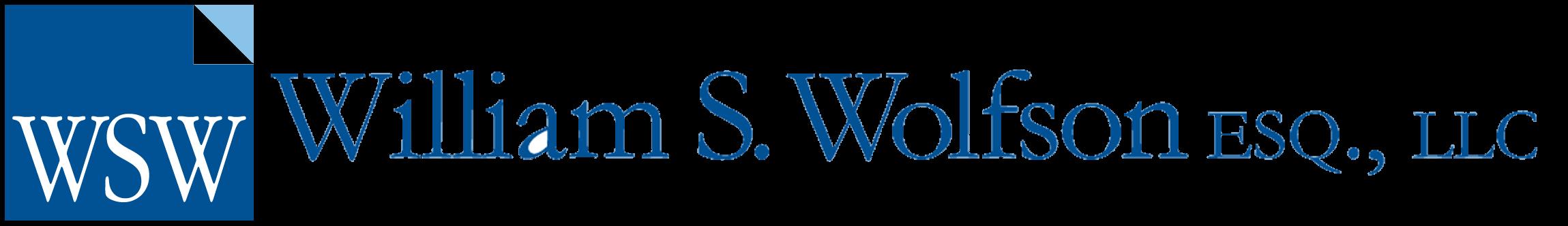William S.Wolfson Esq.,LLC