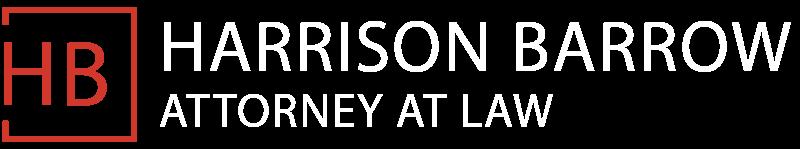 Harrison T. Barrow, Attorney at Law