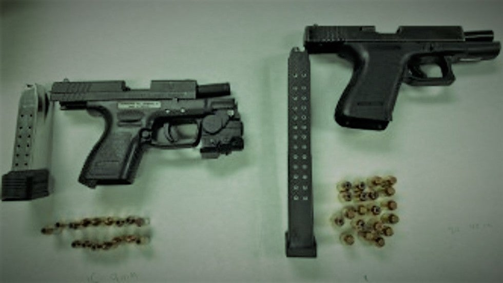 large capacity firearm