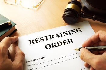 Restraining Order Lawyer santa barbara