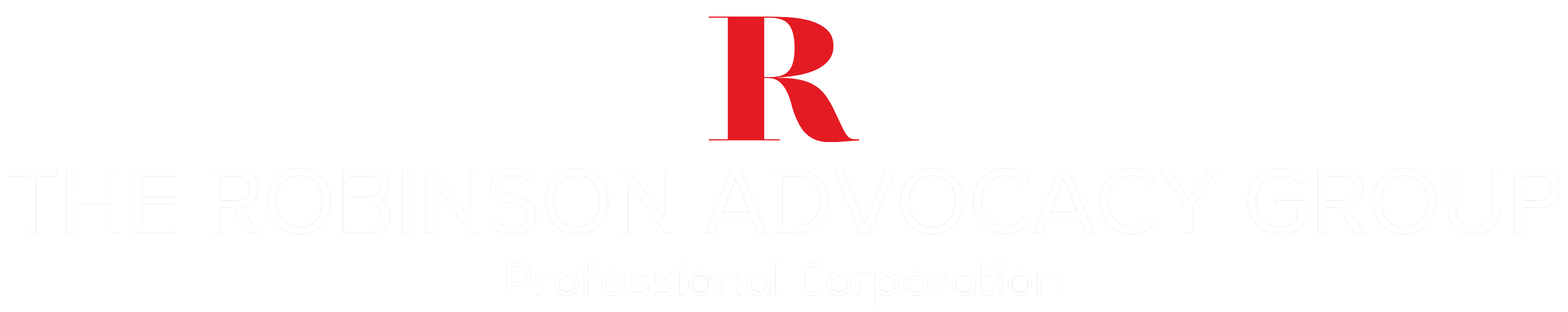 The Robinson Advocacy Group Professional Corporation