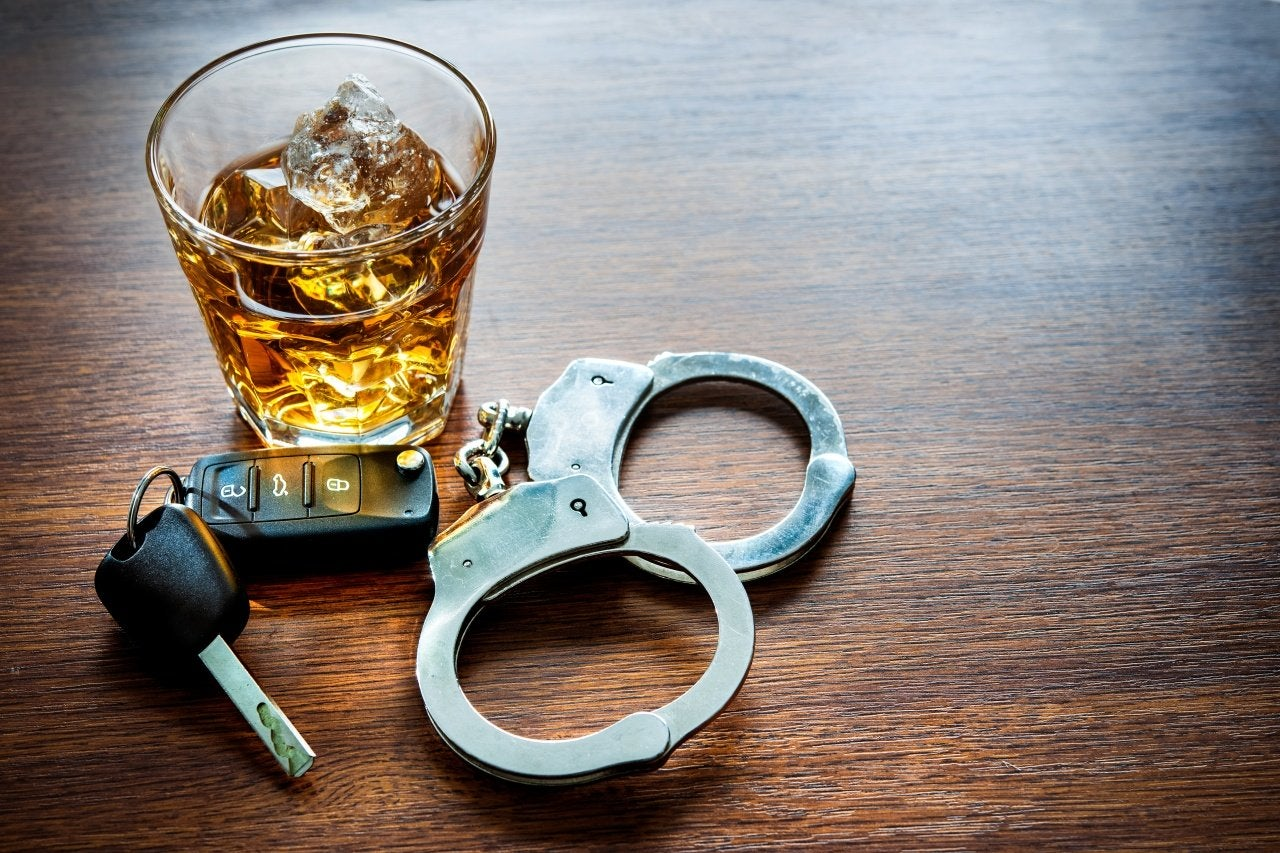 drunk driving charge in marietta