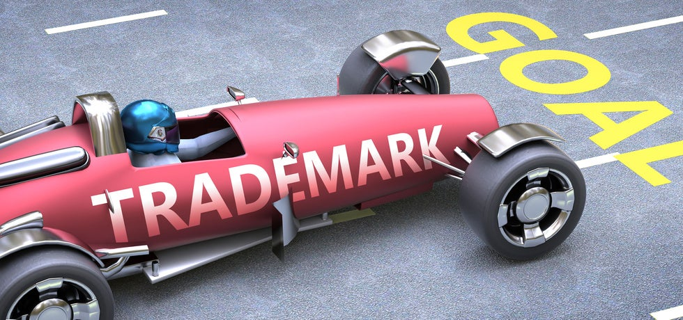 Racecare sponsored by Trademark Registrations
