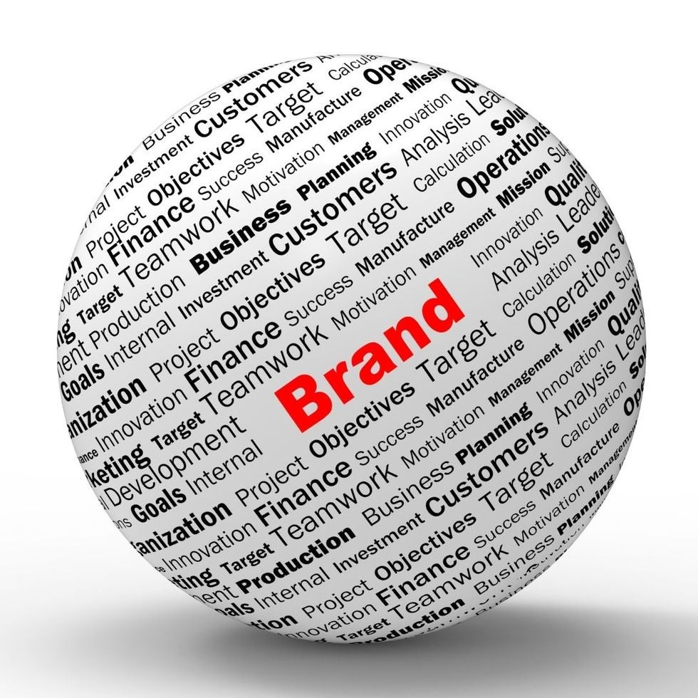 Trademark business logo should be registered with the USPTO