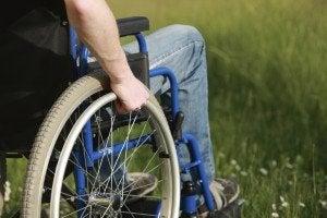 Man in a wheelchair Atlanta Social Security Disability Attorney