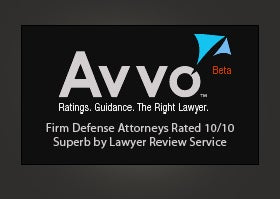 """Eisner Gorin LLP Rated """"Superb"""" by Avvo Lawyer Review Service"""