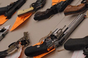 Los Angeles Weapons Charges Defense Lawyer