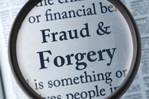 California Penal Code 470 PC - forgery