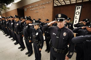 Los Angeles Law Enforcement Defense Lawyer