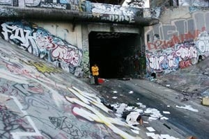 Juveniles and Vandalism Charges in Los Angeles - Penal Code 594 PC