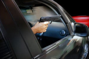 Drive-By Shooting Laws in California - Penal Code 26100 PC
