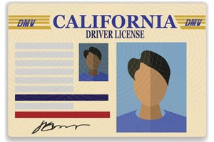 Possession of Fake Driver's License or Identification Card - California Penal Code 470b PC