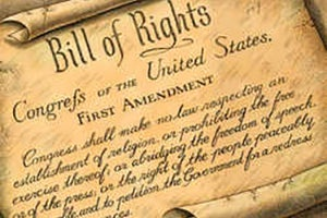 First Amendment Free Speech Issues in Criminal Cases