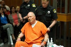 California Golden State Killer Joseph DeAngelo