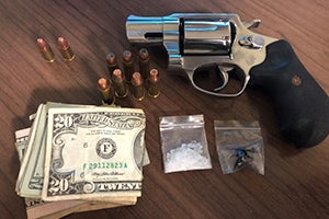 Possession of a Controlled Substance While Armed - California Health and Safety Code 11370.1