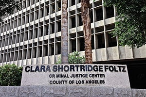 The Impact of Coronavirus on Los Angeles Criminal Court Cases