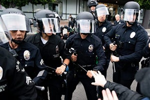 Prosecution and Defense of Los Angeles Police Officers