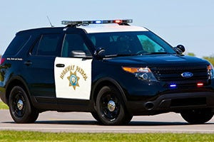 Felony Reckless Evading Law in California - Vehicle Code 2800.2 VC