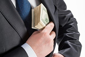 Embezzlement Law in California – Penal Code 503 PC