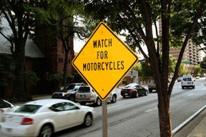 Failure to Yield Motorcycle Accident Lawyer