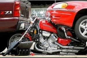 Rear-End Motorcycle Accident Attorney