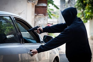 The Carjacking Problem in California