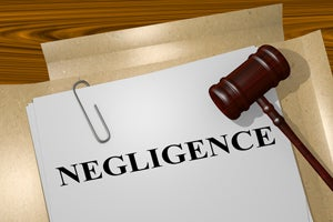 Negligence Laws in California