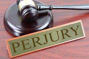 Perjury Laws in California – Penal Code 118 PC
