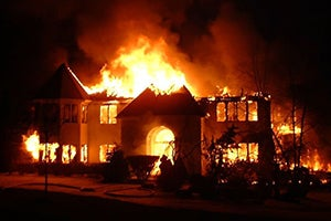 Arson Laws in California – Penal Code 451 and 452 PC