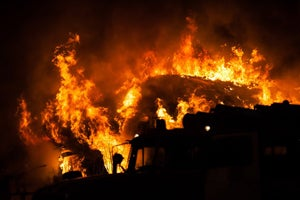 What is the Definition of Arson in California?
