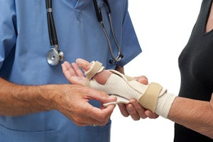 Injuries and Damages Resulting from a CA Slip and Fall