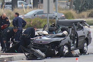 Vehicular Manslaughter in California – Penal Code 192(c) PC