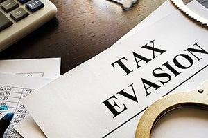 Penalties for Tax Evasion in California