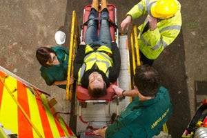 Types of Injuries Caused by Crushing Accidents