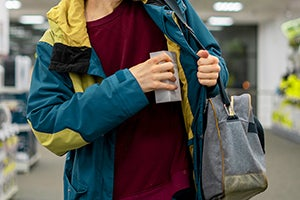 Shoplifting Laws in California – Penal Code 459.5 PC