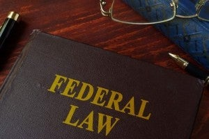 What is a Federal Target Letter?