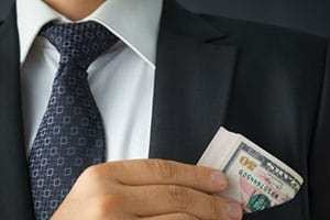 Embezzlement by a Public Officer – Penal Code 504 PC