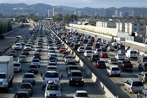 How Can I Recover Damages for a California Freeway Car Accident?