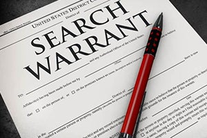 Federal Criminal Search and Seizure Laws