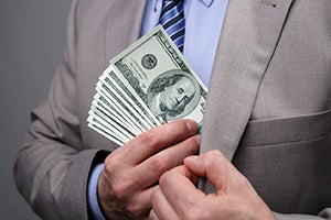 California's Embezzlement Laws - Penal Code 503 PC