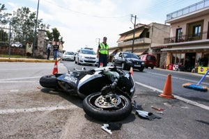 Personal Injury Motorcycle Accident Claims in California