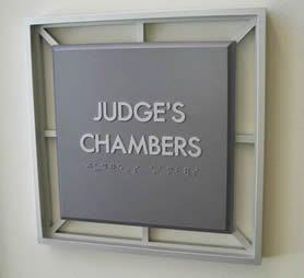 Meeting Georgia Judges in Chambers