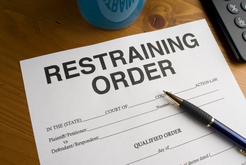 Georgia Temporary Restraining Orders