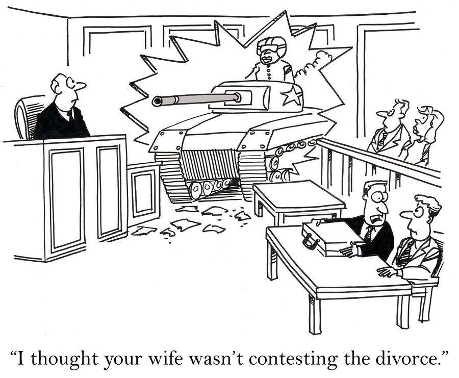 Uncontested Divorce in Georgia