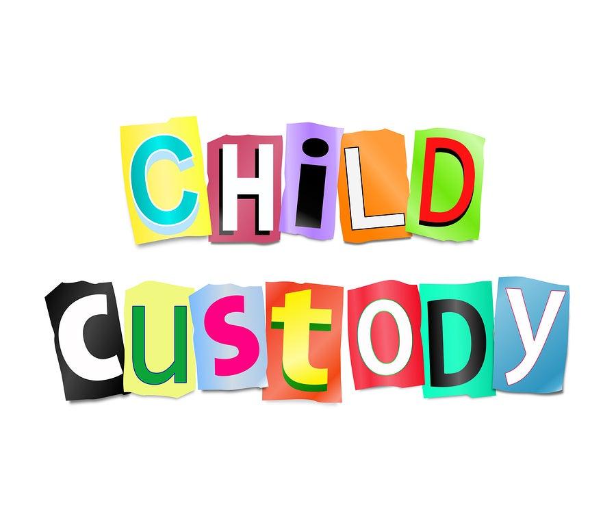 Georgia custody