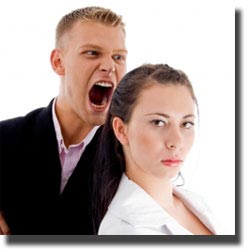 Harassment is often charged after a fight or bad breakup.
